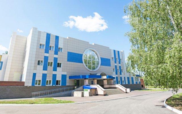 Гостиничный Комплекс Тан Уфа вид на фасад
