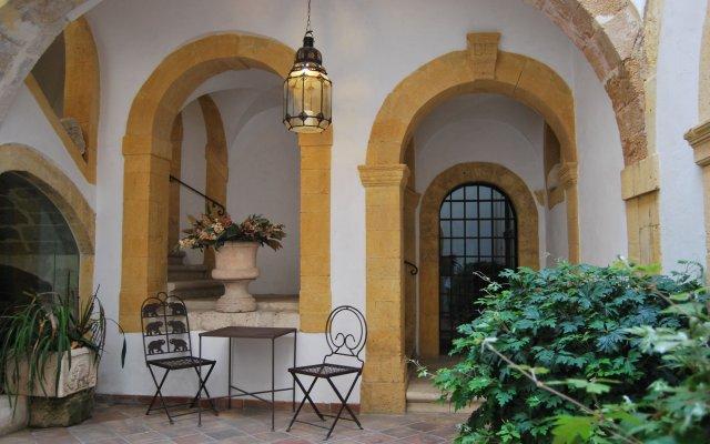Отель Alla Giudecca Италия, Сиракуза - отзывы, цены и фото номеров - забронировать отель Alla Giudecca онлайн вид на фасад
