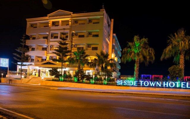 Side Town Hotel by Z Hotels Турция, Сиде - 1 отзыв об отеле, цены и фото номеров - забронировать отель Side Town Hotel by Z Hotels - All Inclusive онлайн вид на фасад