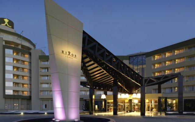 Rixos Lares Hotel вид на фасад