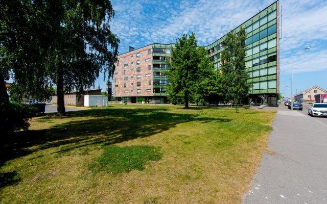Отель Tallinn Harbour Apartment Эстония, Таллин - отзывы, цены и фото номеров - забронировать отель Tallinn Harbour Apartment онлайн вид на фасад