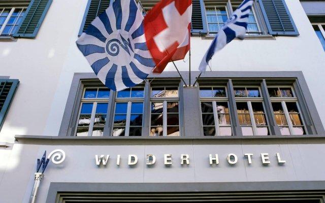 Widder Hotel вид на фасад