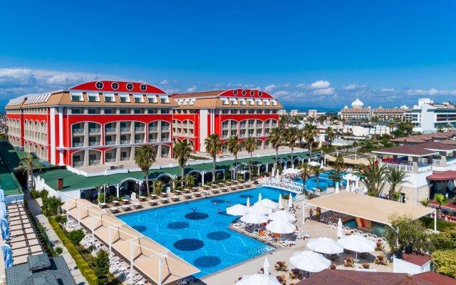 Orange County Resort Hotel Belek Богазкент вид на фасад