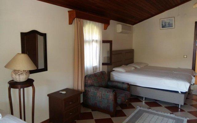 Отель Türkeli Pansiyon комната для гостей