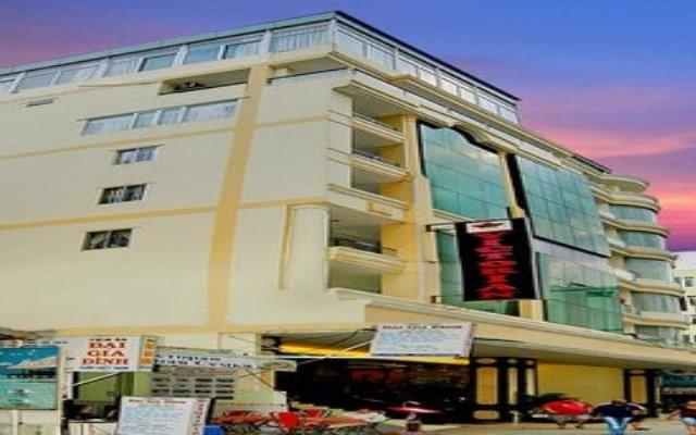 Отель Victorian Nha Trang Hotel Вьетнам, Нячанг - 5 отзывов об отеле, цены и фото номеров - забронировать отель Victorian Nha Trang Hotel онлайн вид на фасад