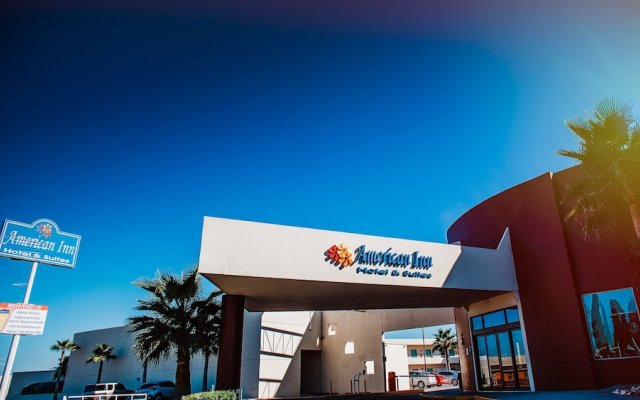 American Inn Hotel & Suites Delicias вид на фасад