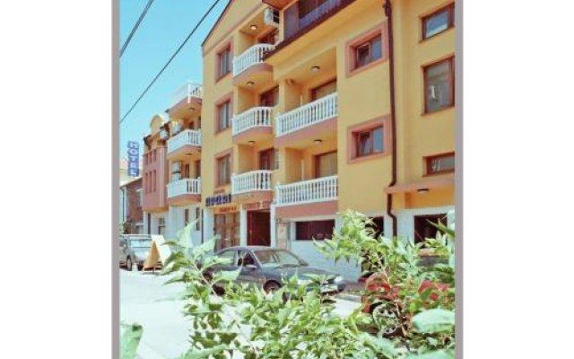 Отель Apart Болгария, Поморие - отзывы, цены и фото номеров - забронировать отель Apart онлайн вид на фасад