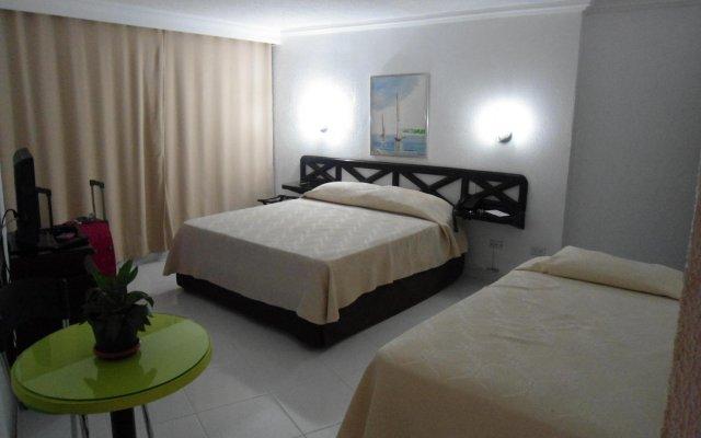 Отель Calypso Beach Колумбия, Сан-Андрес - отзывы, цены и фото номеров - забронировать отель Calypso Beach онлайн комната для гостей