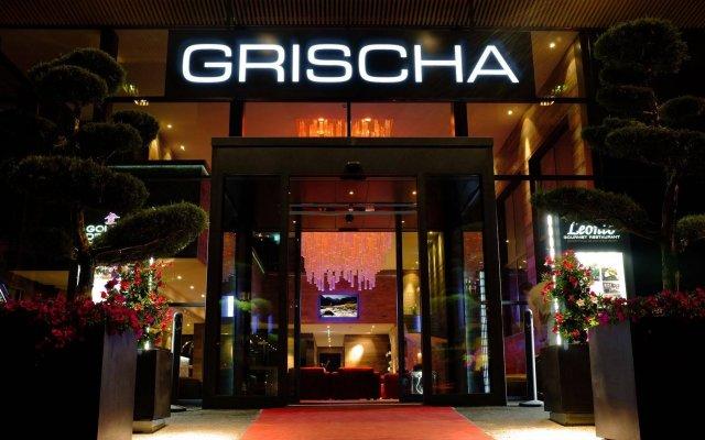 Отель Grischa - DAS Hotel Davos Швейцария, Давос - отзывы, цены и фото номеров - забронировать отель Grischa - DAS Hotel Davos онлайн вид на фасад