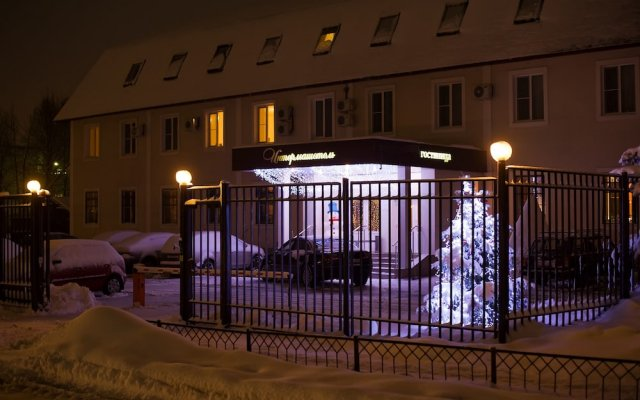 Гостиница Интермашотель в Калуге отзывы, цены и фото номеров - забронировать гостиницу Интермашотель онлайн Калуга вид на фасад