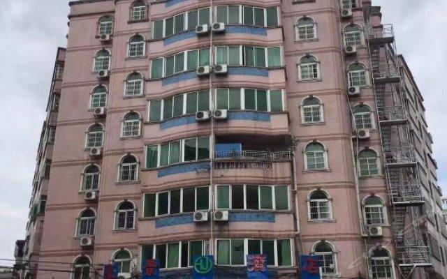 Haojing Hotel вид на фасад