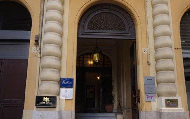 Отель Suitedreams Италия, Рим - отзывы, цены и фото номеров - забронировать отель Suitedreams онлайн вид на фасад