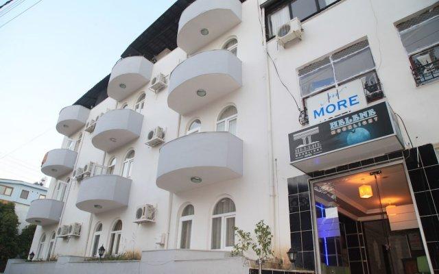 More Hotel - All Inclusive вид на фасад