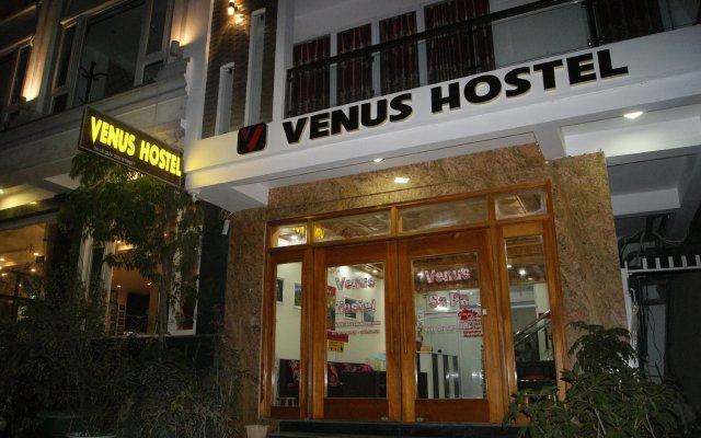 Venus Sa Pa Hostel Шапа вид на фасад