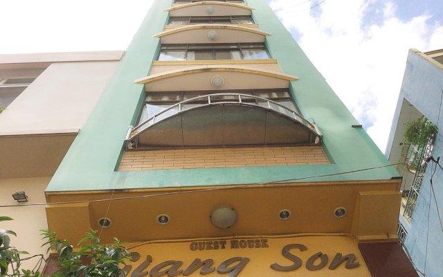 Giang Son 1 Hotel вид на фасад