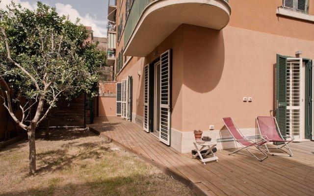Отель Rent In Rome - Vatican Deluxe вид на фасад