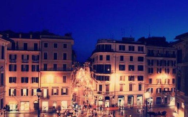 Отель Residenza Borghese Италия, Рим - 1 отзыв об отеле, цены и фото номеров - забронировать отель Residenza Borghese онлайн вид на фасад