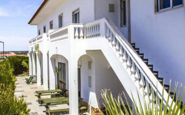Отель Sagres Natura вид на фасад