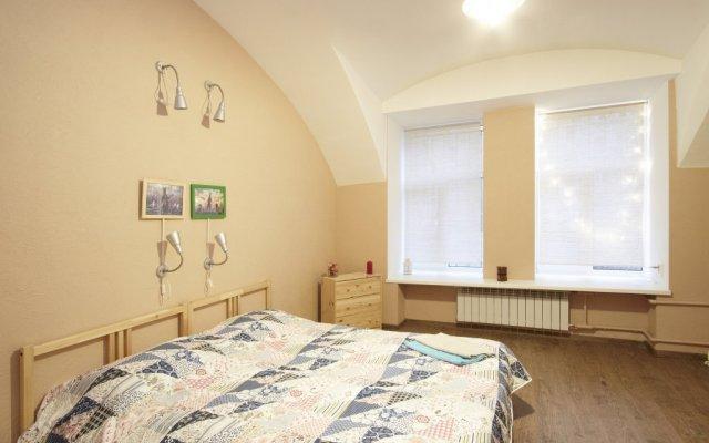 Хостел у Пяти углов комната для гостей
