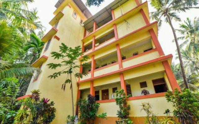 Отель OYO 24800 Alepsd Holiday Home Индия, Северный Гоа - отзывы, цены и фото номеров - забронировать отель OYO 24800 Alepsd Holiday Home онлайн вид на фасад
