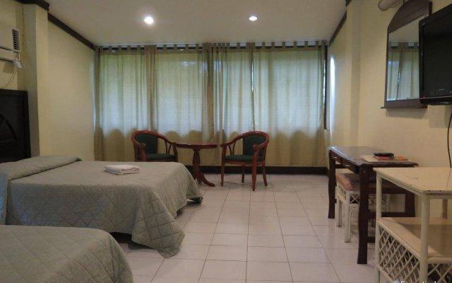 Отель Bohol La Roca Филиппины, Тагбиларан - отзывы, цены и фото номеров - забронировать отель Bohol La Roca онлайн комната для гостей