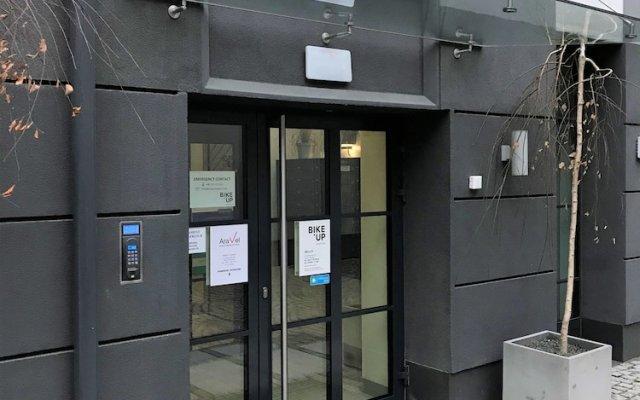 Отель RentPlanet - Apartamenty Graffiti Польша, Вроцлав - отзывы, цены и фото номеров - забронировать отель RentPlanet - Apartamenty Graffiti онлайн вид на фасад