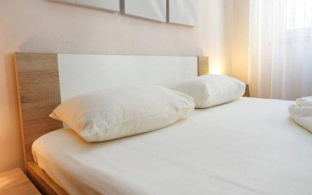 Отель Studio Skadarlija 3 Сербия, Белград - отзывы, цены и фото номеров - забронировать отель Studio Skadarlija 3 онлайн комната для гостей
