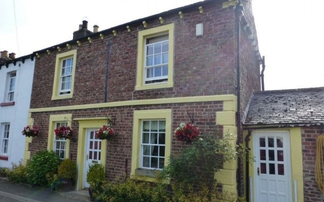 Отель Rose Cottage вид на фасад