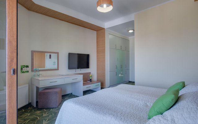 Экологический отель Villa Pinia Одесса комната для гостей