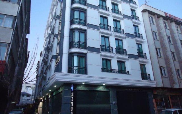 Menua Hotel Турция, Ван - отзывы, цены и фото номеров - забронировать отель Menua Hotel онлайн вид на фасад