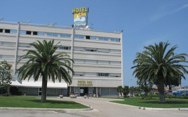 Отель Miramare Италия, Ситта-Сант-Анджело - отзывы, цены и фото номеров - забронировать отель Miramare онлайн вид на фасад