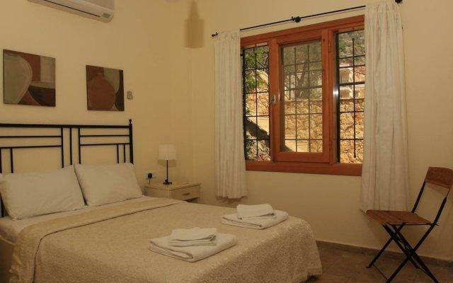 Villa Kalamaki Турция, Калкан - отзывы, цены и фото номеров - забронировать отель Villa Kalamaki онлайн комната для гостей