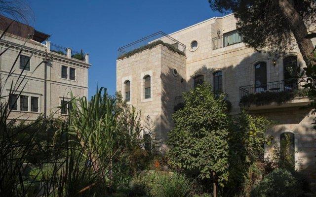 American Colony Hotel The Leading Hotels of the World Израиль, Иерусалим - отзывы, цены и фото номеров - забронировать отель American Colony Hotel The Leading Hotels of the World онлайн вид на фасад