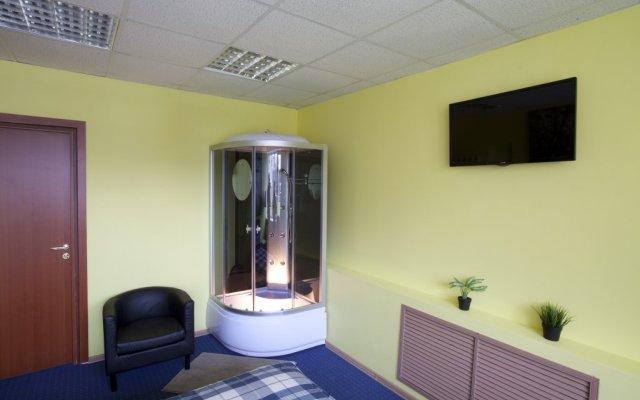 Hostel Rusland Samara комната для гостей