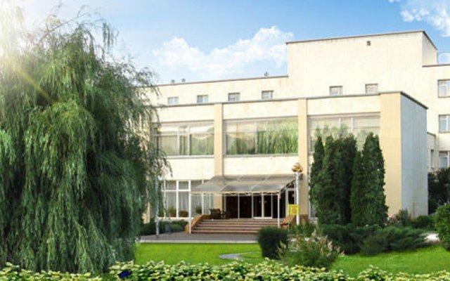 Гостиница Санаторий Сокол в Саратове 3 отзыва об отеле, цены и фото номеров - забронировать гостиницу Санаторий Сокол онлайн Саратов вид на фасад