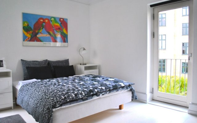 Отель Economy City Center Apartment Copenhagen Дания, Копенгаген - отзывы, цены и фото номеров - забронировать отель Economy City Center Apartment Copenhagen онлайн комната для гостей