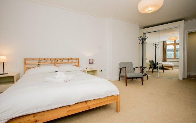 Отель Central London 1 Bedroom Flat Великобритания, Лондон - отзывы, цены и фото номеров - забронировать отель Central London 1 Bedroom Flat онлайн комната для гостей