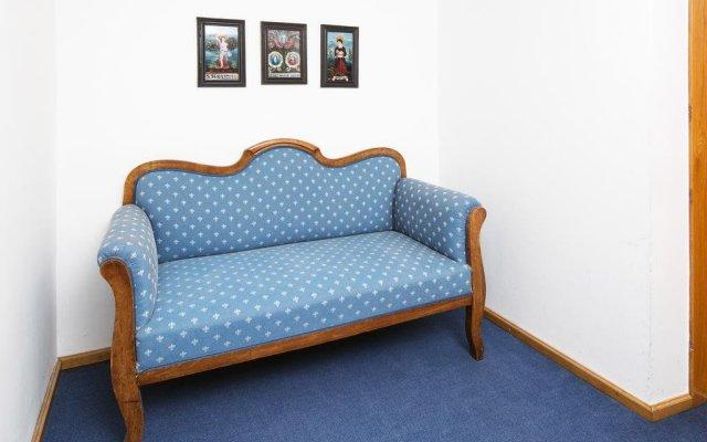 Отель Pension Schiessling Аниф комната для гостей