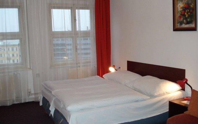 Отель Pension Unie Чехия, Прага - отзывы, цены и фото номеров - забронировать отель Pension Unie онлайн комната для гостей
