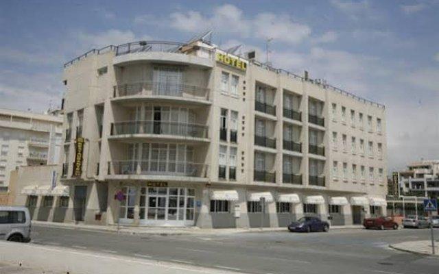 Hotel Estrella Del Mar вид на фасад