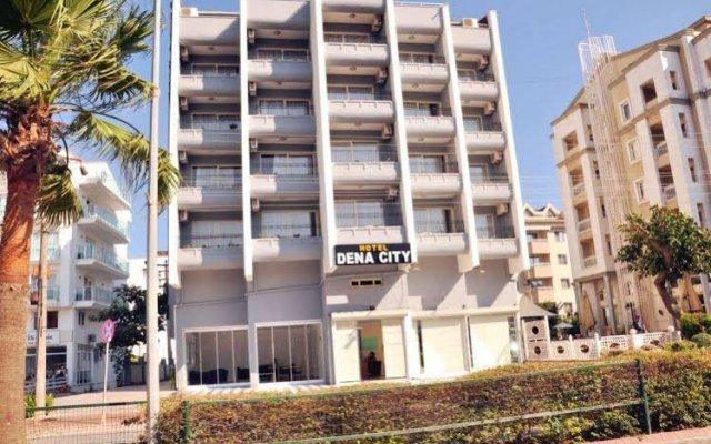 Dena City Hotel Турция, Мармарис - отзывы, цены и фото номеров - забронировать отель Dena City Hotel онлайн вид на фасад