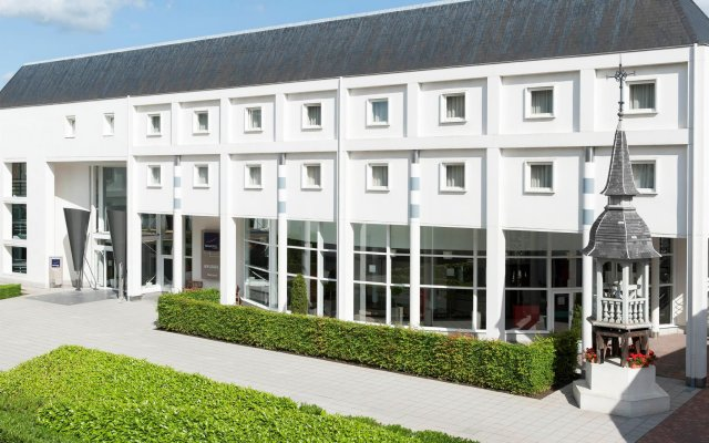 Отель Novotel Brugge Centrum Бельгия, Брюгге - отзывы, цены и фото номеров - забронировать отель Novotel Brugge Centrum онлайн вид на фасад