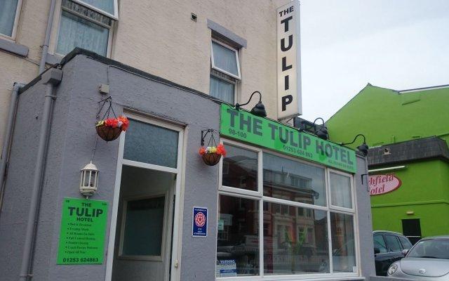 Tulip Hotel вид на фасад