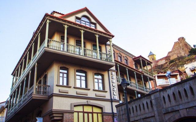Отель Old Meidan Tbilisi Грузия, Тбилиси - 1 отзыв об отеле, цены и фото номеров - забронировать отель Old Meidan Tbilisi онлайн вид на фасад
