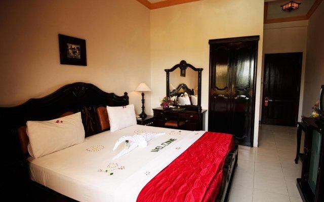 Отель Hoi An Beach Resort Вьетнам, Хойан - 1 отзыв об отеле, цены и фото номеров - забронировать отель Hoi An Beach Resort онлайн комната для гостей