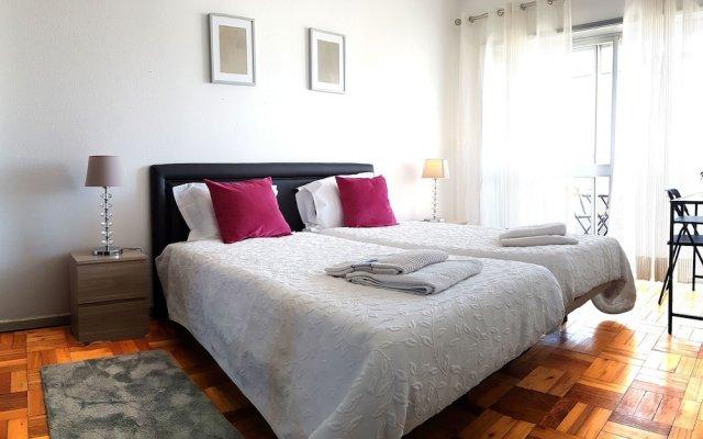 Отель Apartamento À Cedofeita комната для гостей