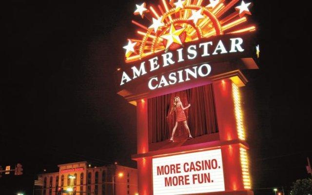 Ameristar Casino Hotel Vicksburg, Ms. вид на фасад