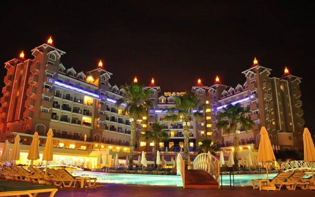 Отель Side Mare Resort & Spa вид на фасад