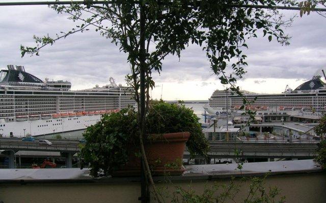 Отель La Terrazza Sul Porto Италия, Генуя - отзывы, цены и фото номеров - забронировать отель La Terrazza Sul Porto онлайн