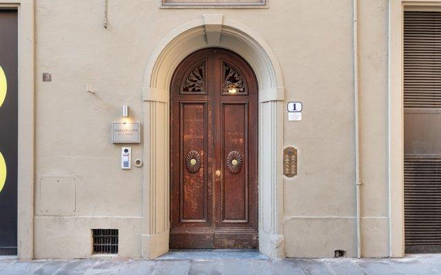 Отель Design Apartments Florence- Florence City Center Италия, Флоренция - отзывы, цены и фото номеров - забронировать отель Design Apartments Florence- Florence City Center онлайн вид на фасад